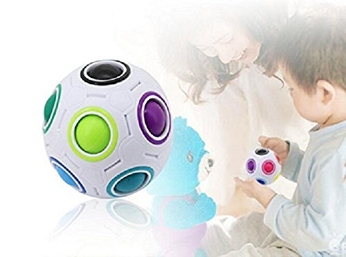 Rainbow Ball Magic Cube Fidget Toys