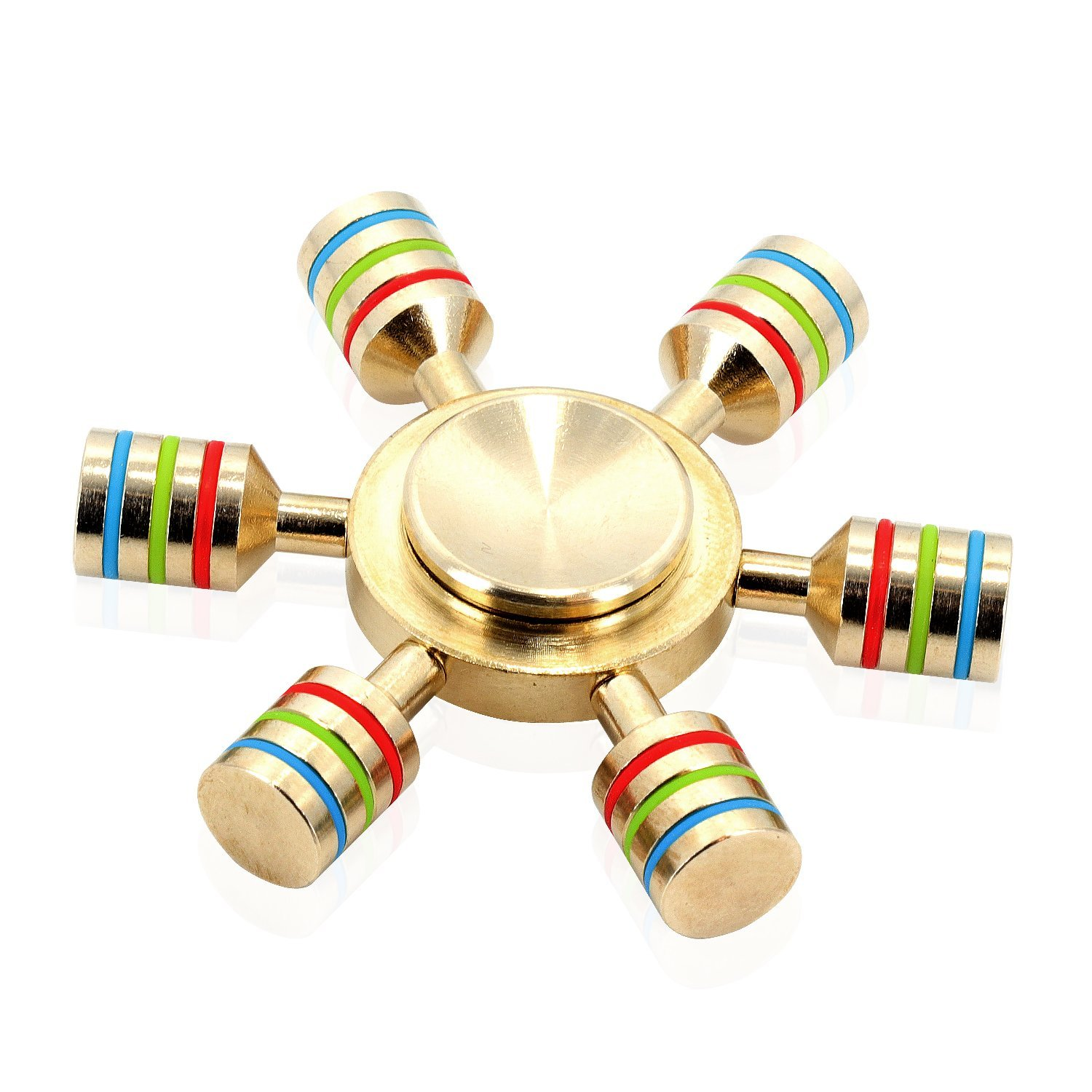 Rainbow Color Spinner Fidget Toys